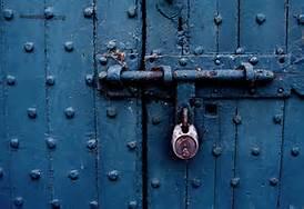 door closed